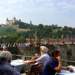 Sommerakademie Würzburg, Fotokurse, Fotoworkshops, Malreisen, Malkurse, Schloss, Brücke Fluss